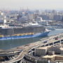 アジア最大の客船『クァンタム・オブ・ザ・シーズ』が、今年は大阪にやってきます♪