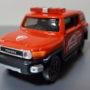 トミカ★トヨタ FJクルーザー 大阪市消防局 セイバーミライバージョン