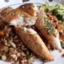 カリフラワー・ライスでダイエットに挑戦中 & 本日の家庭菜園